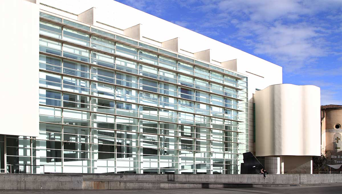 Museum of Contemporary Art in Barcelona