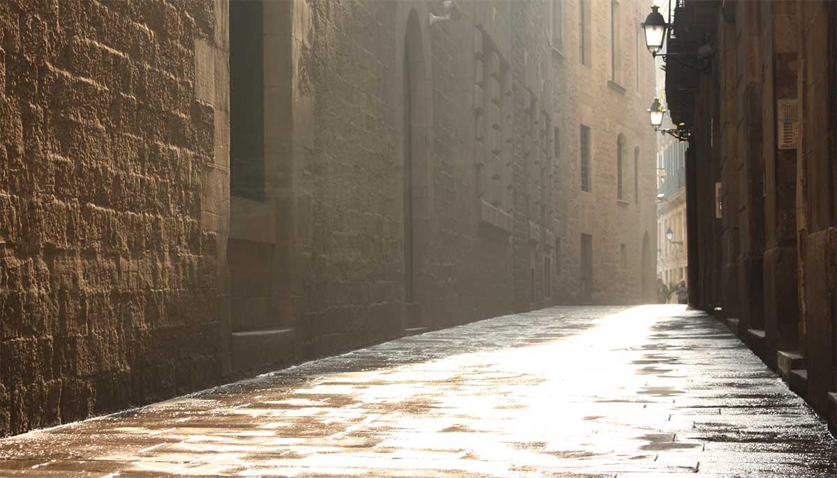Barri Gotic Street, Barcelona