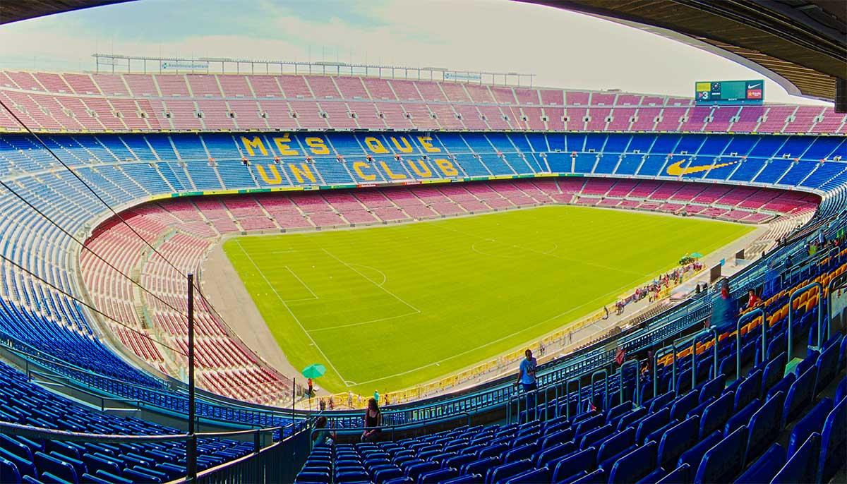 Camp Nou, FC Barcelona Stadium